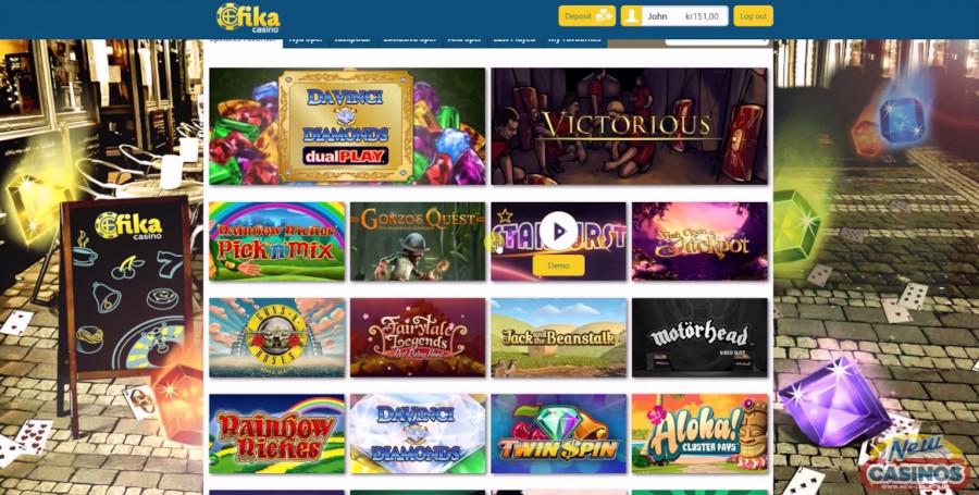 fika-casino-sister-sites-games