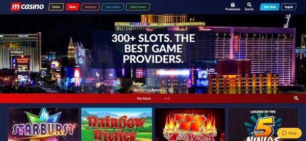 m casino games